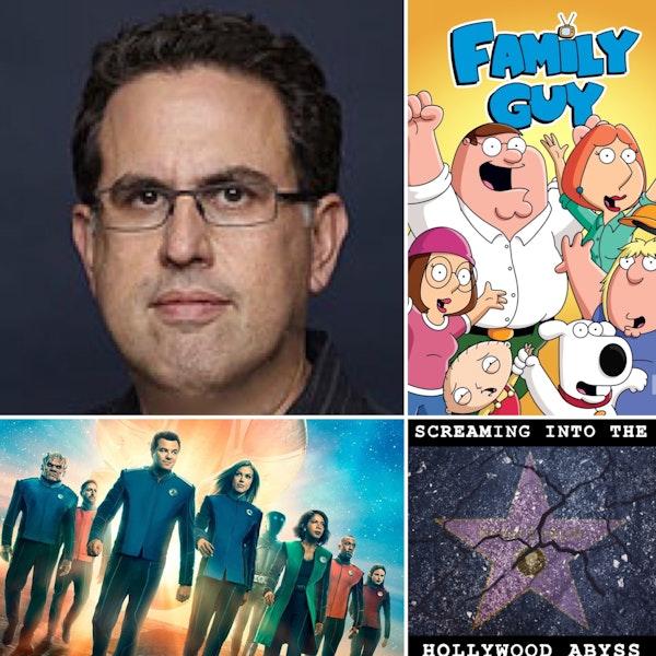 Take 16 - Writer and WGA West President David Goodman, Family Guy, The Orville