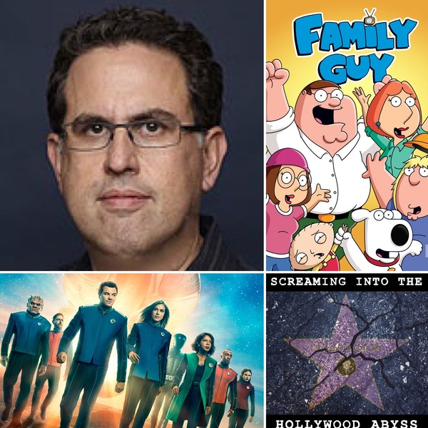 Take 16 - Writer and WGA West President David Goodman, Family Guy, The Orville
