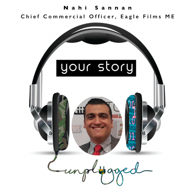 Nahi Sannan - Chief Commercial Officer, Eagle Films Middle East Image