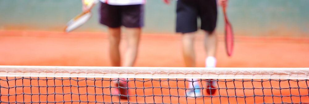 Improving the mental strength of doubles tennis players