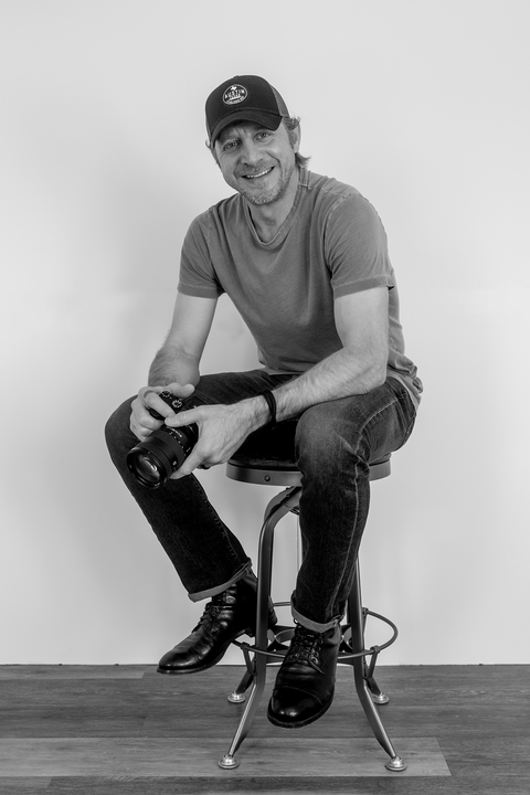 Photographer and Youtuber, James Lavish
