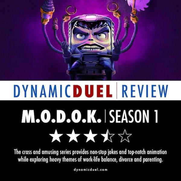 M.O.D.O.K. Season 1 Review Image