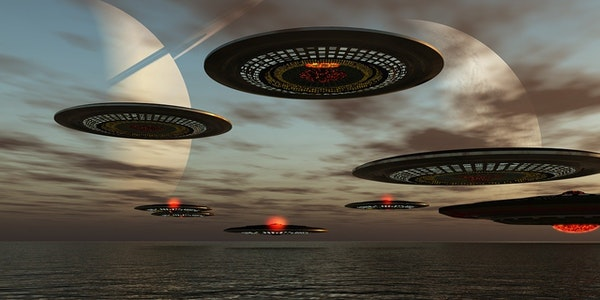 Military Encounters with Extraterrestrials Image