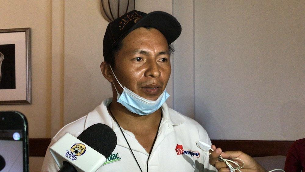 "Movimiento Campesino fragmentado: ""No reconocemos a Medardo Mairena como líder"""