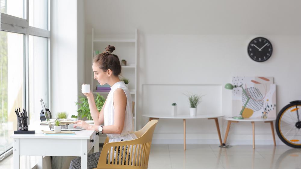 60% del trabajo administrativo se realizará desde casa en 2030