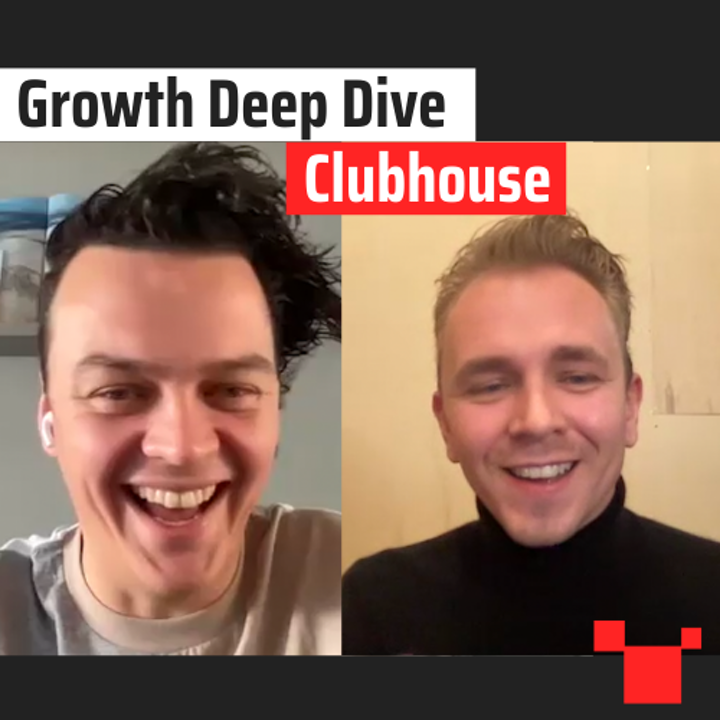 Clubhouse insights met Daan Jongen van N=5 - Growth Deep Dive #14