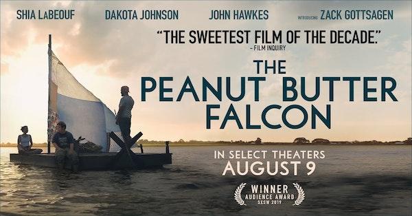 The Peanut Butter Falcon & Troop Zero Image