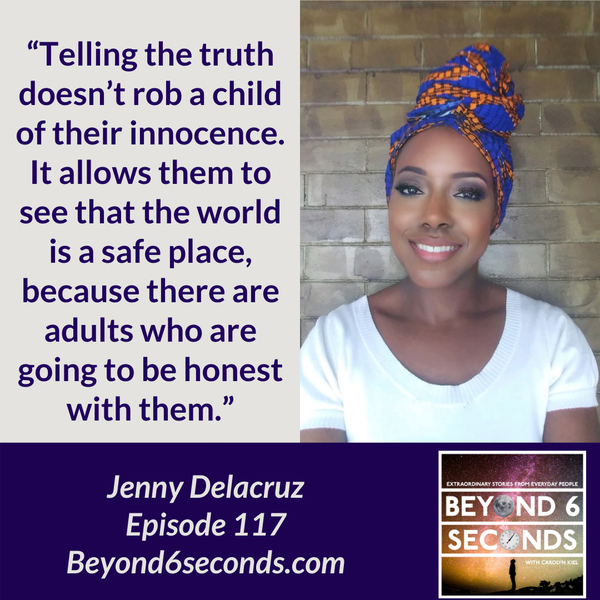 Episode 117: Helping children cope in 2020 through books and storytelling – with Jenny Delacruz