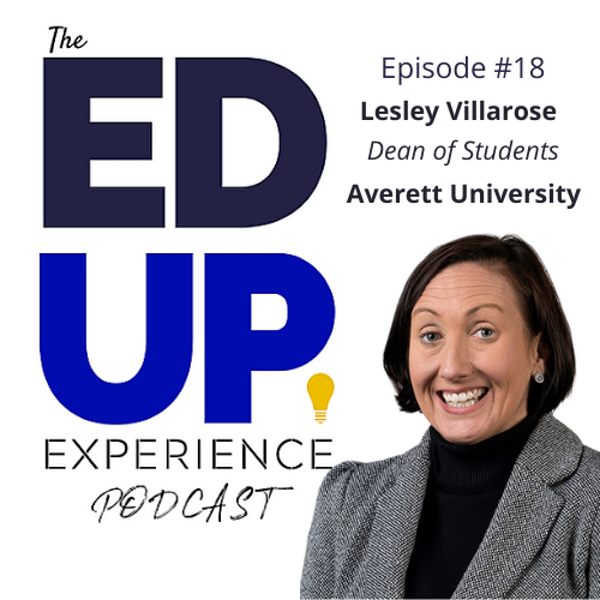 18: Lesley Villarose, Dean of Students, Averett University Image