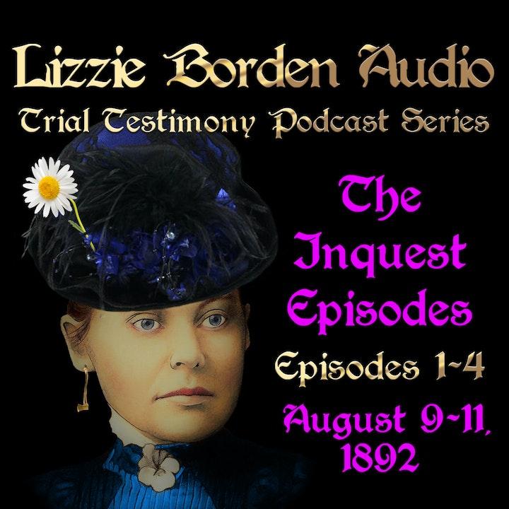 Promo for Lizzie Borden Audio