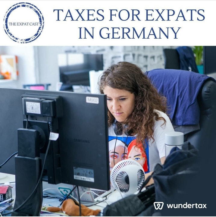 Taxes for Expats in Germany with Wundertax