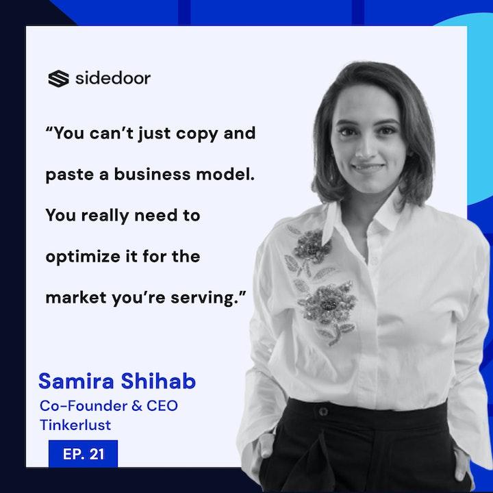 Samira Shihab - Bootstrapping an Fashion Marketplace