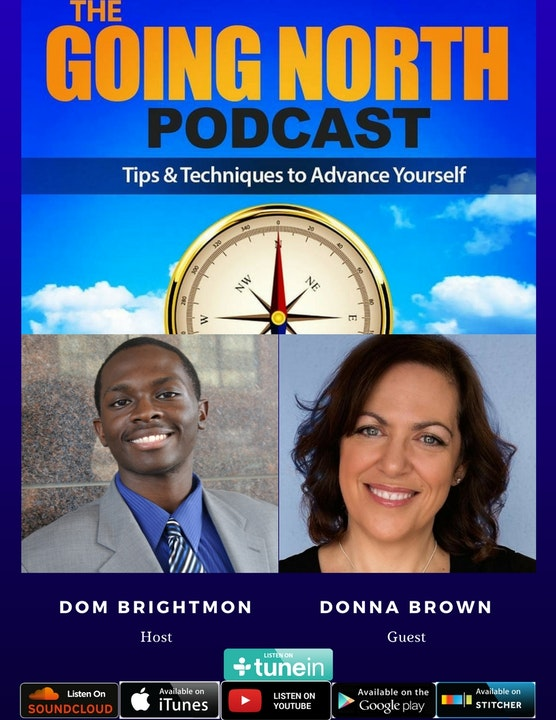 """35 - """"Women Who Ignite"""" with Donna N. Brown (@DonnaBrownDesigns) Image"""