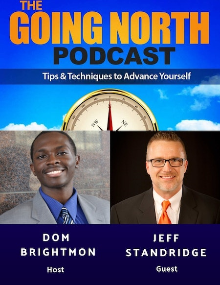 """84 - """"Innovation and Leadership"""" with Dr. Jeff Standridge Image"""