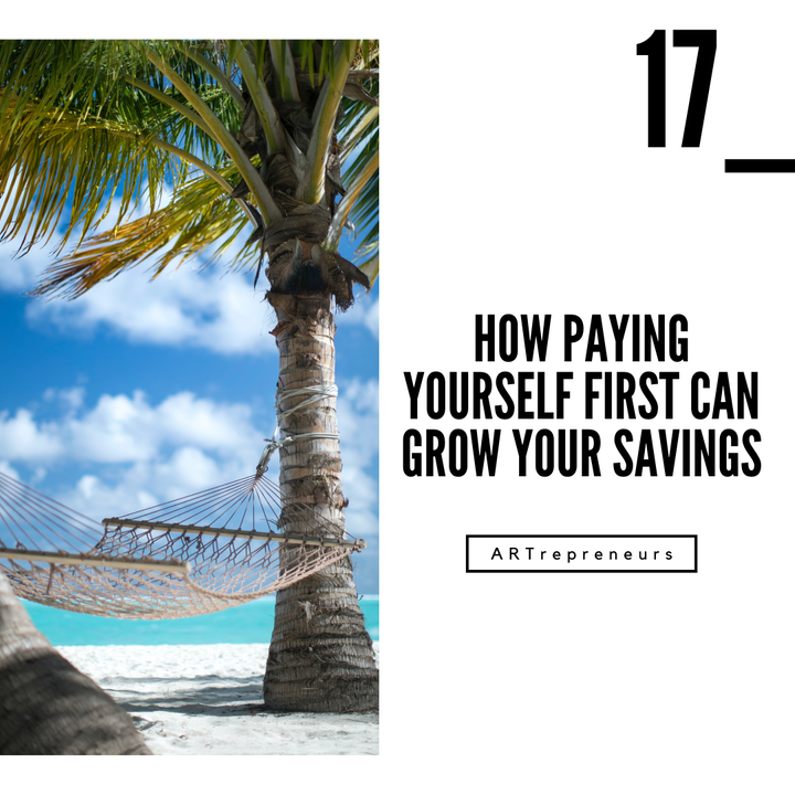 How paying yourself first can grow your savings