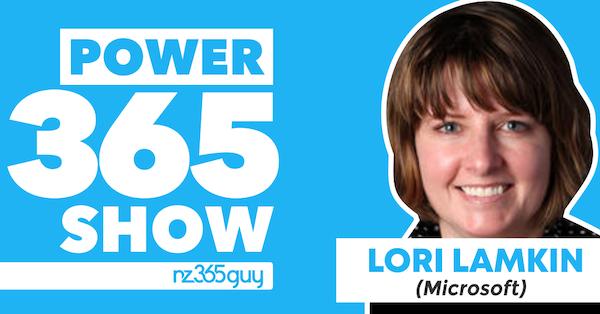 Microsoft Dynamics 365 Customer Journey Orchestration with Lori Lamkin