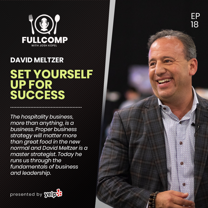 Episode image for Set Yourself Up For Success: David Meltzer famed entrepreneur, author and business coach