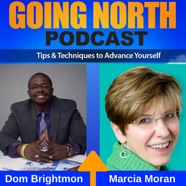 "231 – ""Stroke Forward"" with Marcia Moran (@Stroke_Forward) Image"