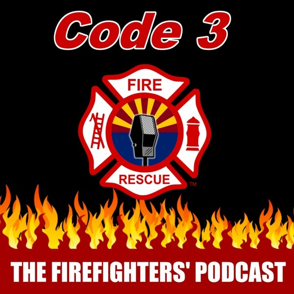 Code 3 – The Firefighters' Podcast Image