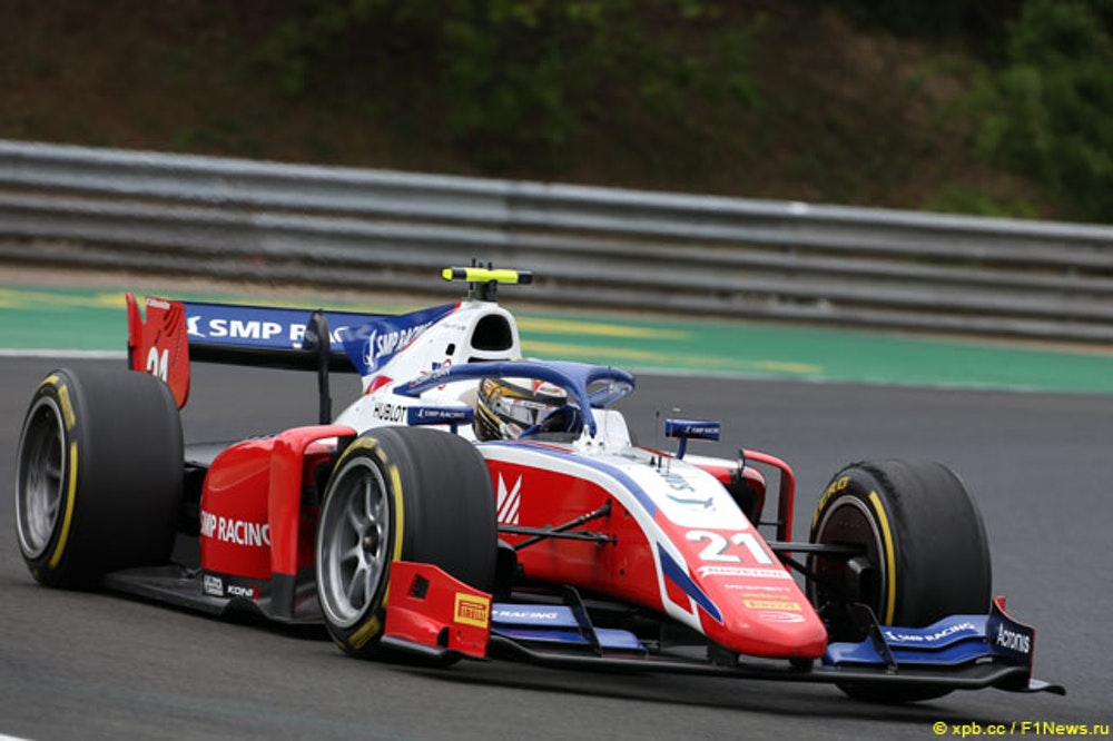 Guest Blog from Pietro- Formula 2 Awards and Grades from Spa!
