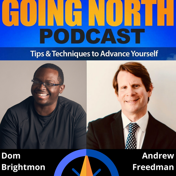 "Ep. 343 – ""Thrive"" with Andrew Freedman (@afreedmanthrive)"