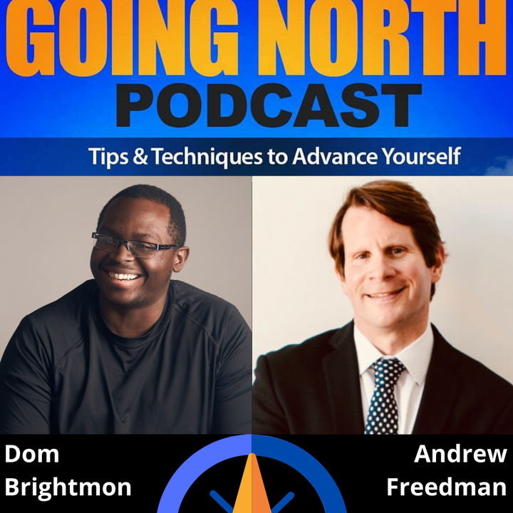 """Ep. 343 – """"Thrive"""" with Andrew Freedman (@afreedmanthrive)"""
