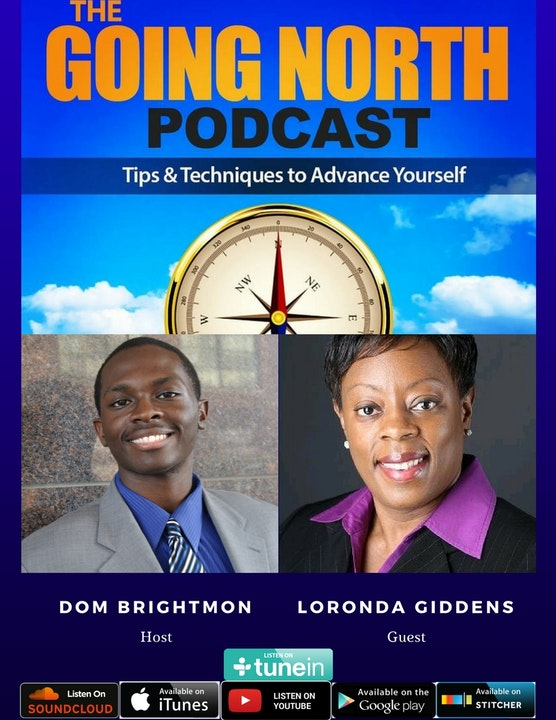 """43 - """"Peeling Back the Layers of Your Life"""" with Loronda Giddens (@Inspired2Peel ) Image"""