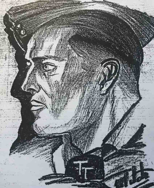 26 The Zilken Letters. A veteran exposes the army's best kept WWII secrets! Image