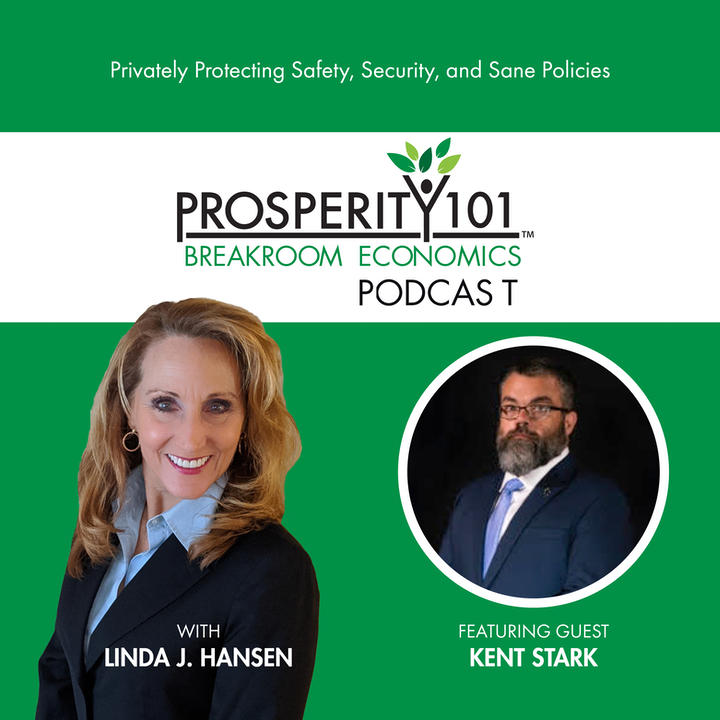 Privately Protecting Safety, Security, and Sane Policies – with Kent Stark