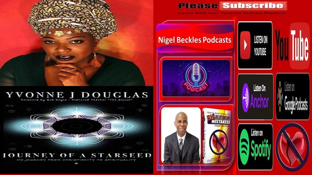 Yvonne J. Douglas - Author, Soul Guidance Coach & Shamanic Healer