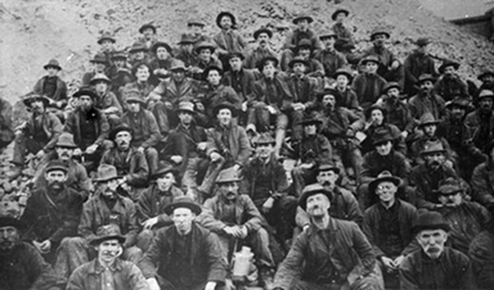Episode 45 - The Irish Miners of Leadville, Colorado and Their Forgotten Graves