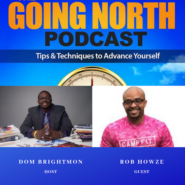 """131 - """"PurposeSearch"""" with Rob Howze (@Fitworldceo)"""