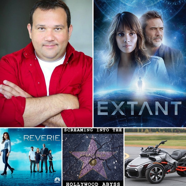 Take 15 - Show creator Mickey Fisher, Extant, Reverie