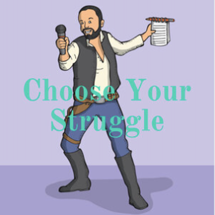Jay Shifman on Choosing Your Struggle
