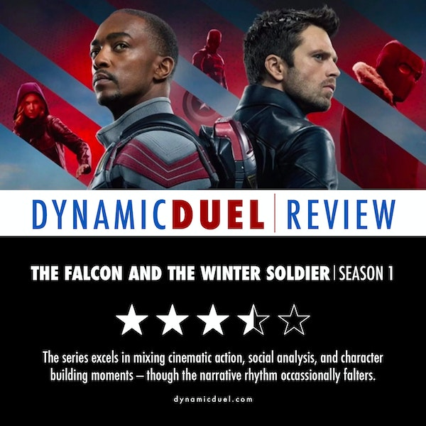 The Falcon and The Winter Soldier Season 1 Review Image