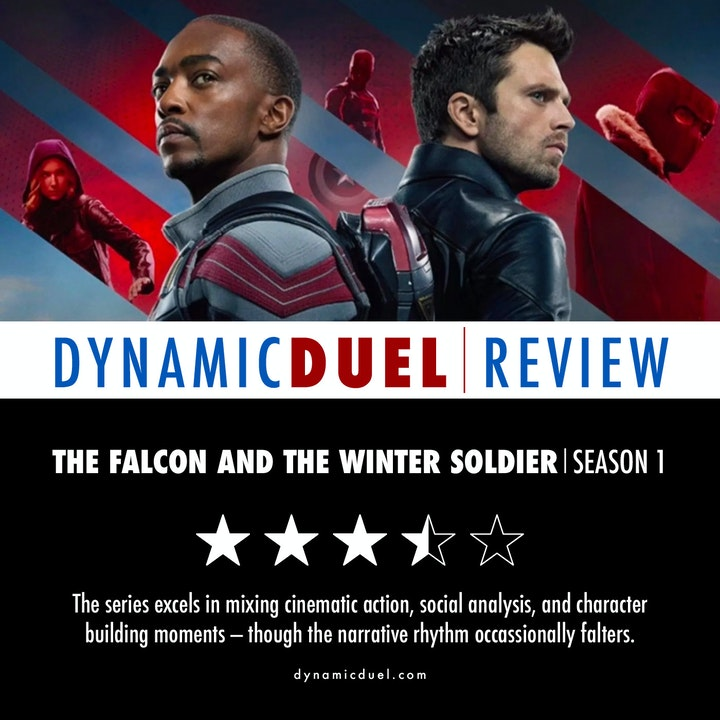The Falcon and The Winter Soldier Season 1 Review