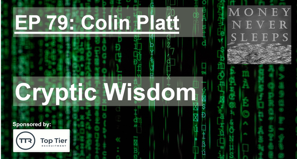 079: Cryptic Wisdom - Colin Platt Image