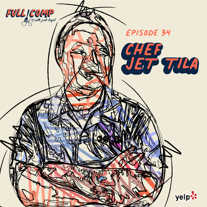 Episode image for Becoming a Brand: Celebrity Chef Jet Tila
