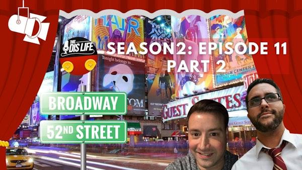 Disney on Broadway: Part 2 Featuring Mark Adams from UWF Image