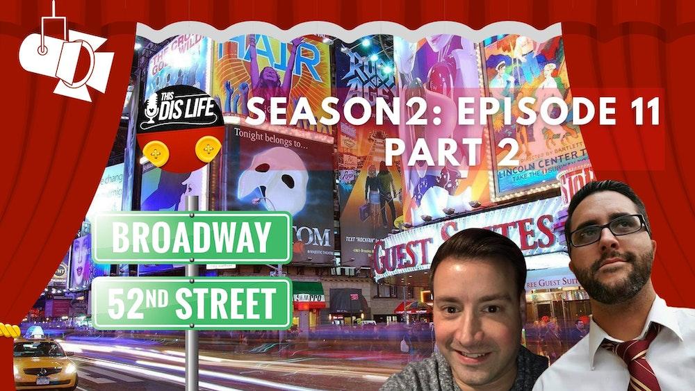 Disney on Broadway: Part 2 Featuring Mark Adams from UWF