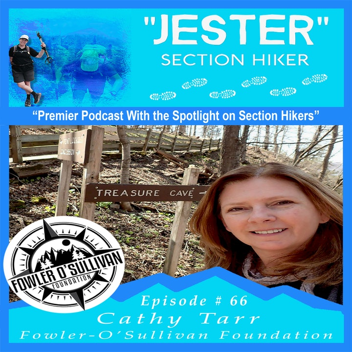 Episode #66 - Cathy Tarr (Fowler-O'Sullivan Foundation)