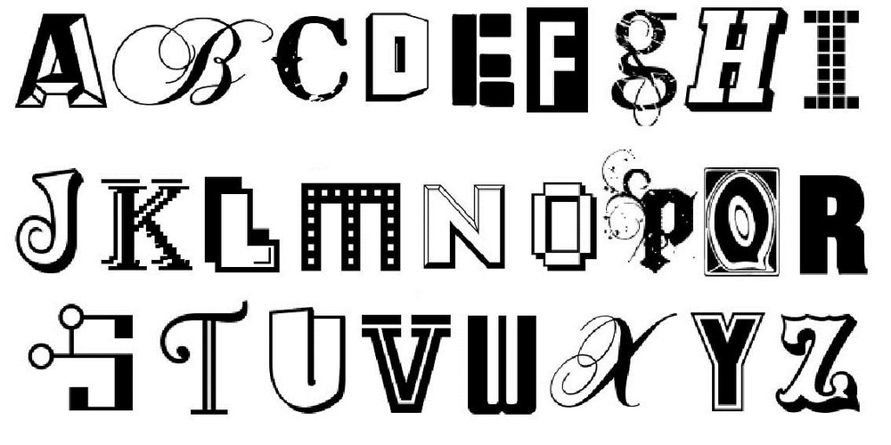 What the Font!?! A Graphic Designers against graphic designers abusing trendy fonts