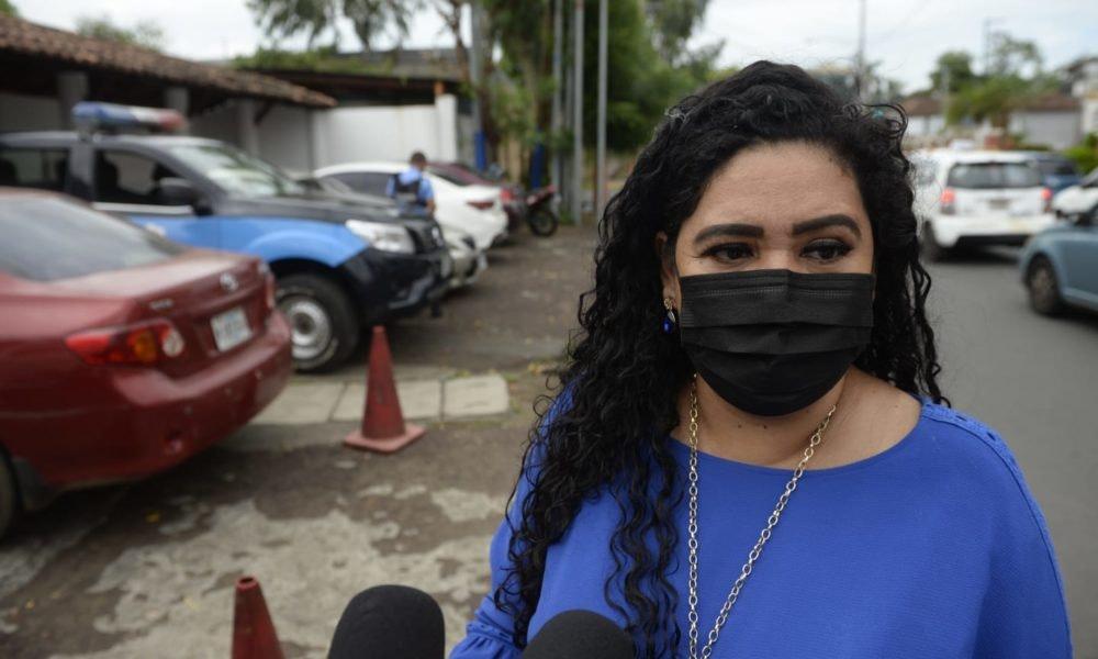 Verónica Chávez comparece ante la Fiscalía por segunda vez