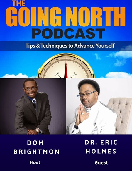 "106.5 - ""Work Your Vision & Build a Brand"" with Dr. Eric Holmes (@DrEricholmes1) Image"