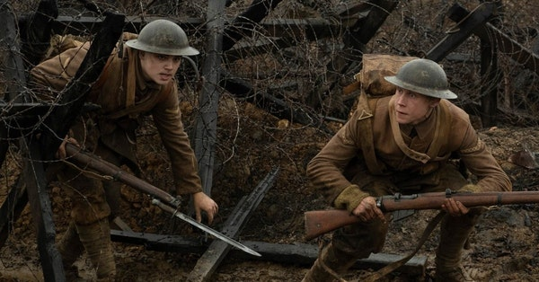 1917 & The Hollow Image