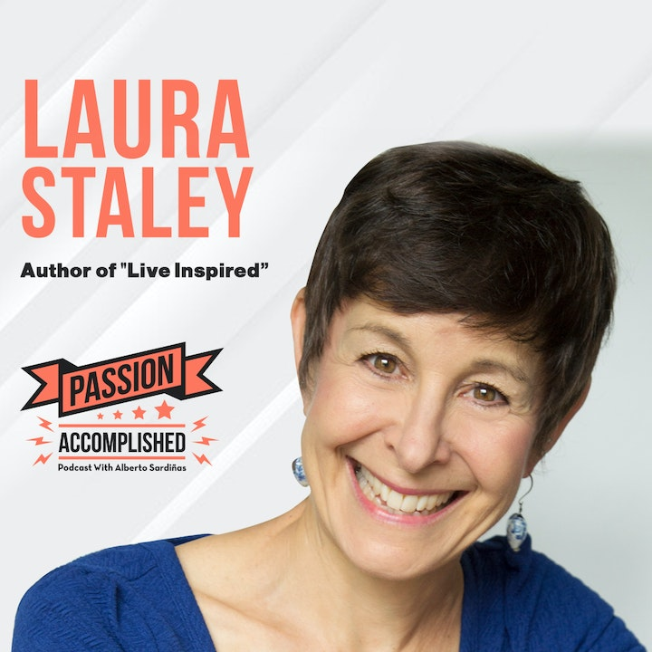 A journey of healing and transformation with Laura Staley