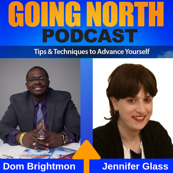 """187 - """"It's the Bottom Line That Matters"""" with Jennifer Glass (@thejennglass) Image"""