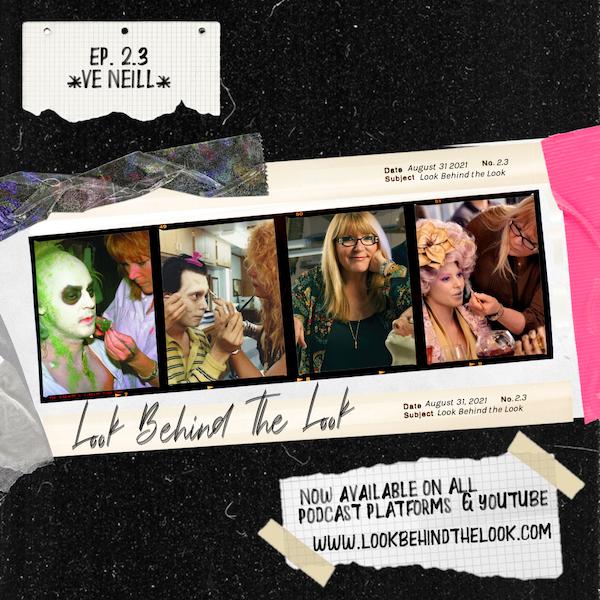 Episode 3 | Season 2: The Legendary Career of Makeup Master Ve Neill Image