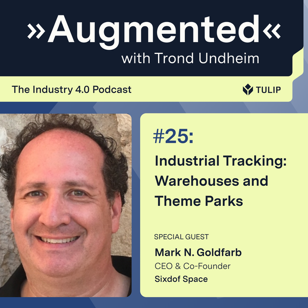 Industrial Tracking: Drones, Warehouses and Theme Parks Image