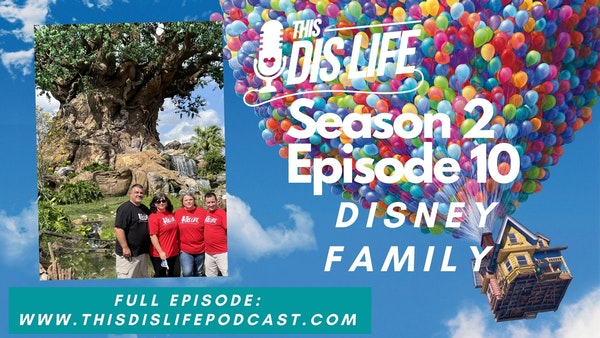 More than Friends: Disney Family Image